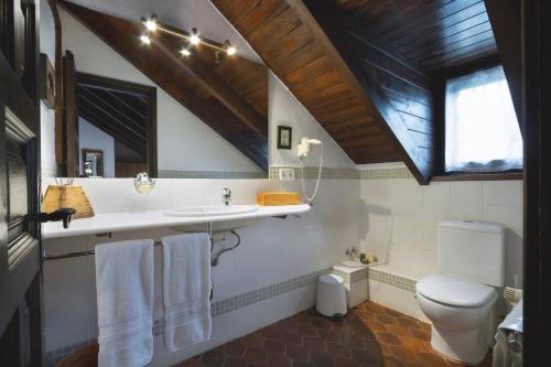 Doppel-/Zweibettzimmer mit Bergblick Hotel Santa Maria Relax 15