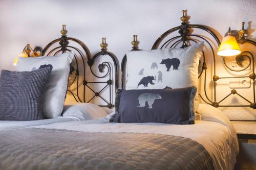 Doppel-/Zweibettzimmer mit Bergblick Hotel Santa Maria Relax 4