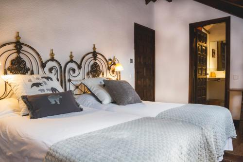 Doppel-/Zweibettzimmer mit Bergblick Hotel Santa Maria Relax 11