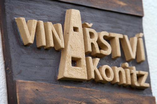 Penzion Vinařství Konitz