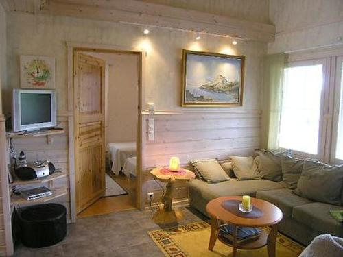 Holiday Home Lustola a - Luosto