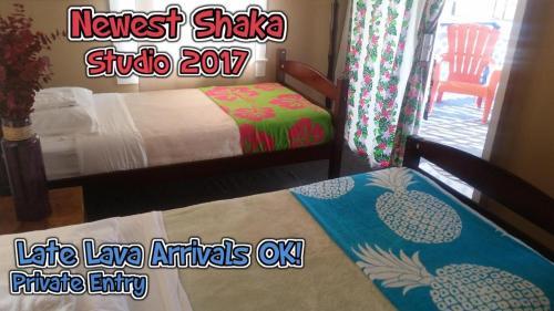 HotelShaka Shak #2 Hilo Bay Studios
