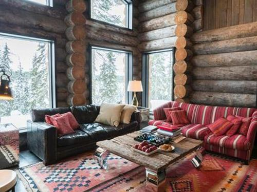 Holiday Home Ruka ski chalet finland - Ruka