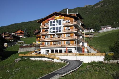 Hotel Eden Grächen