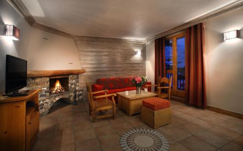 Chalet des Neiges Hermine - Accommodation - Val Thorens