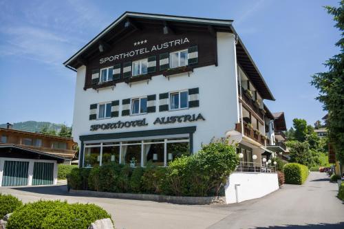 . Sporthotel Austria
