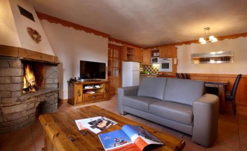 Chalet des Neiges Plein Sud - Accommodation - Val Thorens