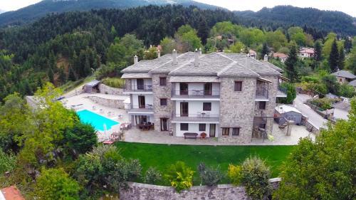 . Hotel Xenion tou Georgiou Merantza
