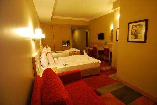 SV Business Hotel Diyarbakır Oda fotoğrafları