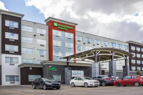 Wyndham Garden Edmonton Airport - Leduc, AB T9E 7G2