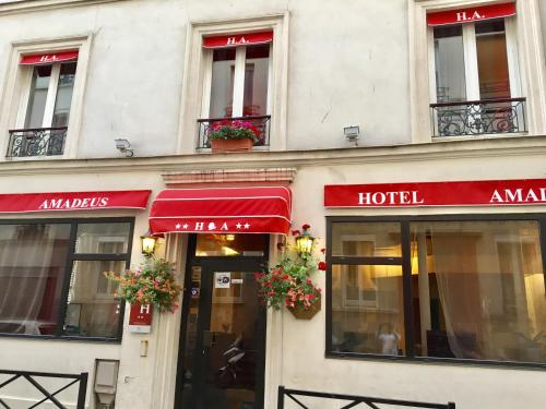 Amadeus Hotel photo 16