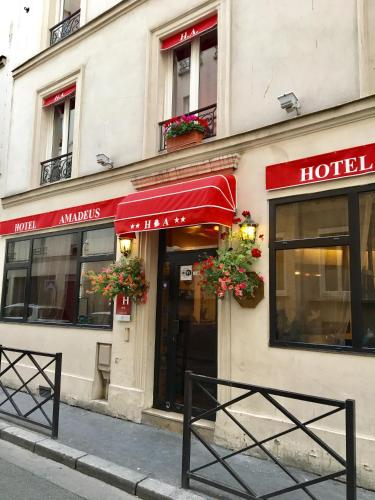 Amadeus Hotel photo 17