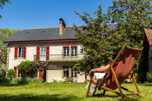 La Maison de l'Ousse - Accommodation - Livron