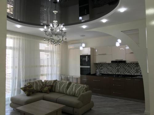 . NIko's appartment