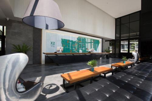 X2 Vibe Bangkok Sukhumvit Hotel photo 21