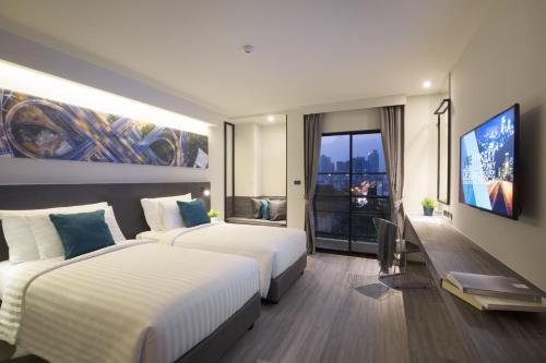 X2 Vibe Bangkok Sukhumvit Hotel photo 27