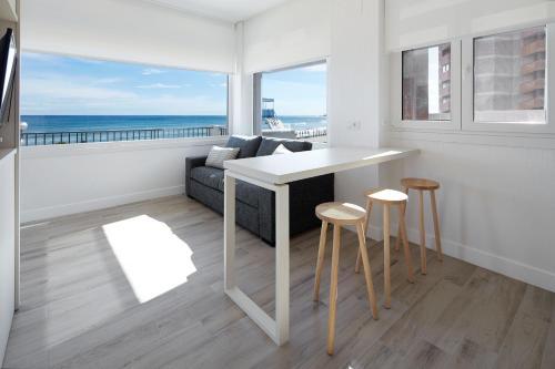 . Apartamentos Egona Zarautz sobre el mar