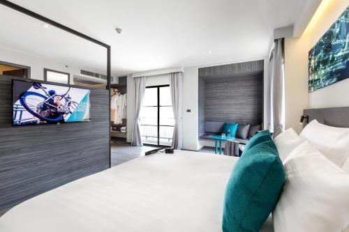 X2 Vibe Bangkok Sukhumvit Hotel photo 37