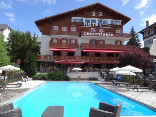 Hotel Christiania Villard de Lans
