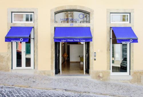 Martinhal Lisbon Chiado Family Suites, Rua das Flores 44, 8135-998 Lisbon, Portugal.