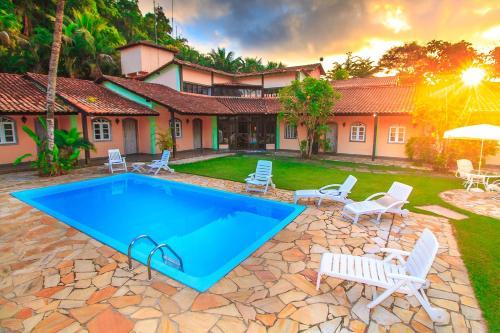 Foto de Casa Rosa Hospedagem B&B