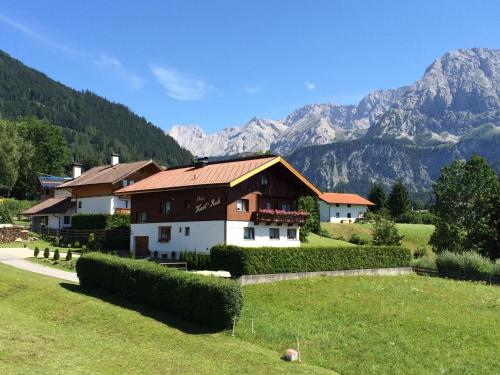 Haus Karl's Ruh Ehrwald