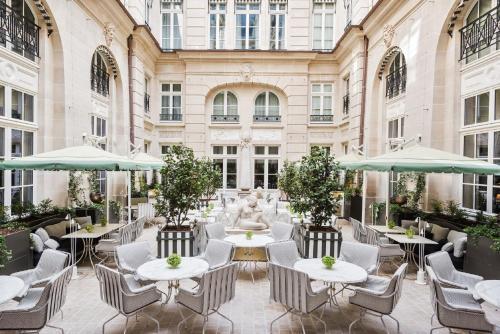 Hotel de Crillon - Hôtel - Paris