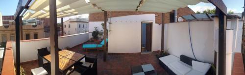 big flat next to the beach barcelona photo 13