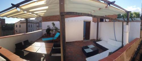 big flat next to the beach barcelona photo 15