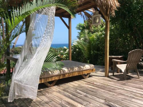 Ali Nais Location Bed Breakfast Bas Vent In Guadeloupe