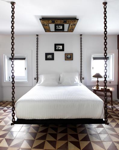Superior Double Room Hospedería Diez Y Seis 19