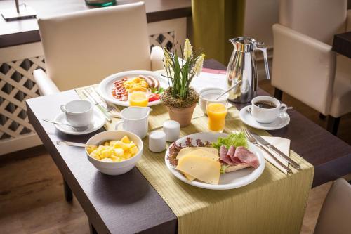 . Das Frühstückshotel Sankt Peter-Ording