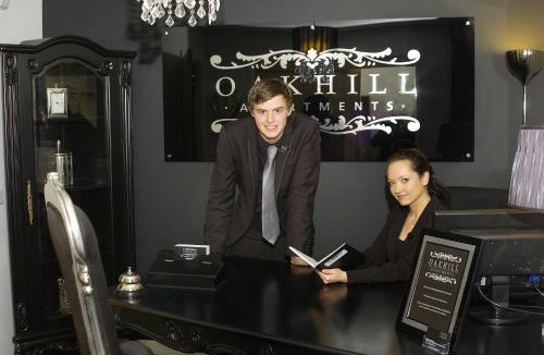 Oakhill Apartments Edinburgh photo 15