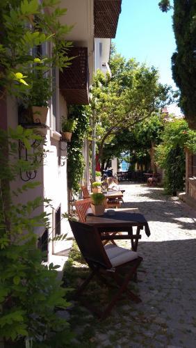Bozcaada Hotel Öykü Butik online rezervasyon