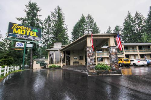 Timbers Motel - Big Fork - Bigfork, MT 59911