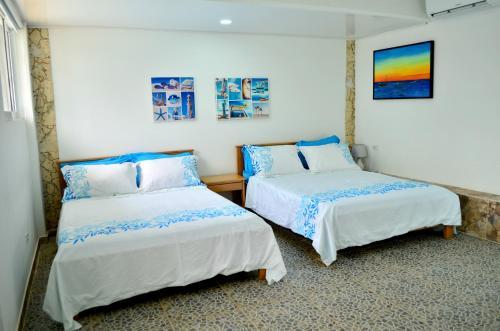 Hotel B&B Iguana Gorda