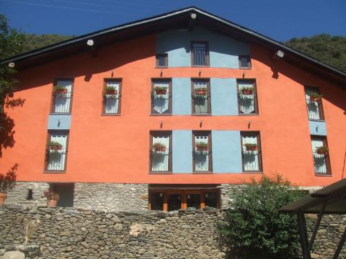 Accommodation in Anserall