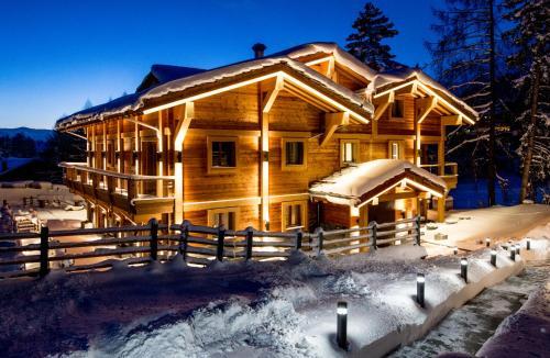 Chalet Migui Luxury Living & Spa *****, Crans Montana - Crans-Montana
