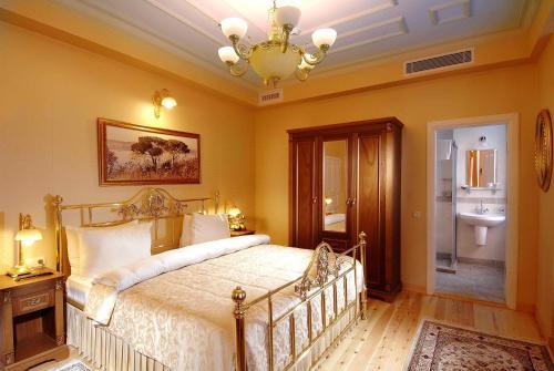 Darussaade Istanbul Hotel Двухместный номер Делюкс с 1 кроватью
