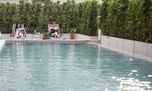 X2 Vibe Bangkok Sukhumvit Hotel photo 42