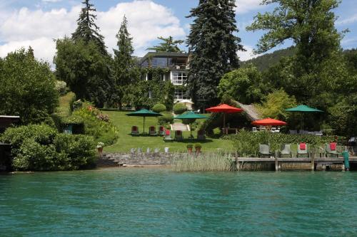 Villa Christa, Pension in Velden am Wörthersee bei Pritschitz