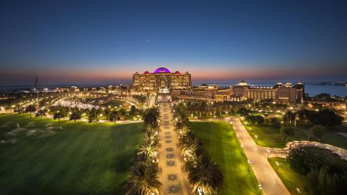 Emirates Palace Hotel impression