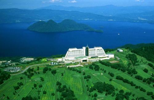 Accommodation in Lake Toya