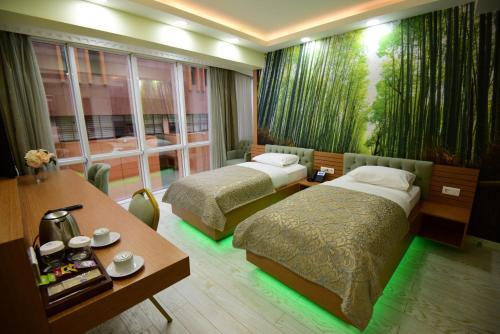Trabzon Quantum Hotel tek gece fiyat