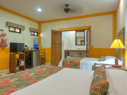 . Hotel Luz en Yucatan