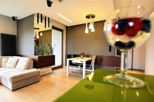 Hotel-overnachting met je hond in Victus Apartament Rolex - Gdańsk - Brzezno
