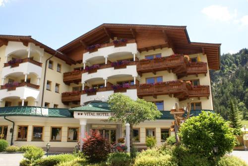 Accommodation in Erpfendorf