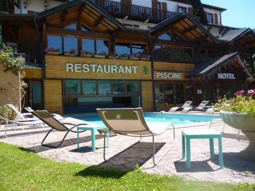 . Hôtel Beauregard, Montagne à Morzine