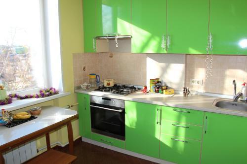 . Apartment Pervomayskaya 14