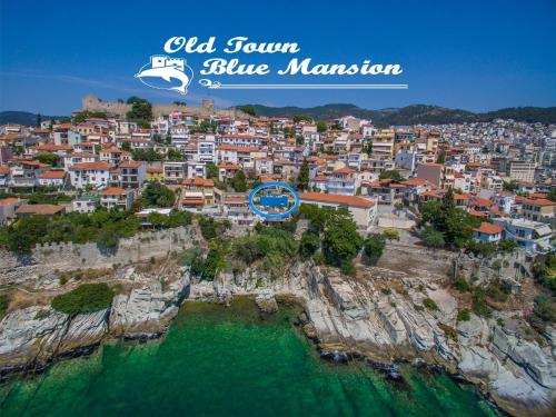 Old Town Blue Mansion